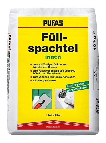 Pufas Füllspachtel innen 10,000 KG