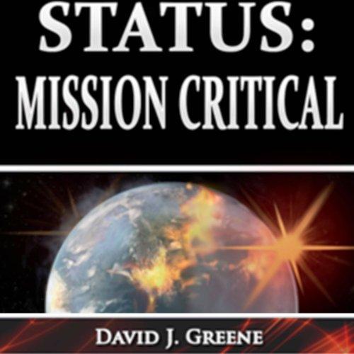 Status: Mission Critical audiobook cover art