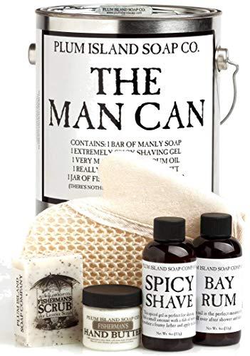 The Man Can Gift Basket - Gift Basket for Men - Happy...