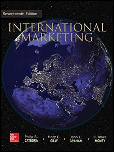 [0077842162] [9780077842161] International Marketing (Irwin Marketing) 17th Edition-Hardcover