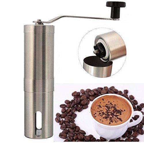 Mark8shop roestvrij staal handmatige koffiebonen molen keuken slijpen gereedschap