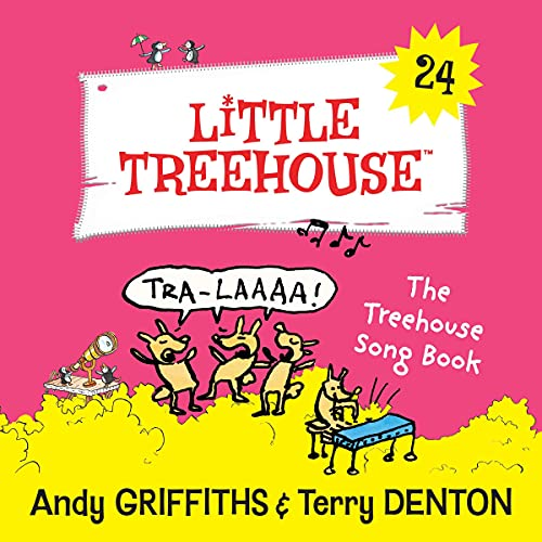 The Treehouse Song Book cover art