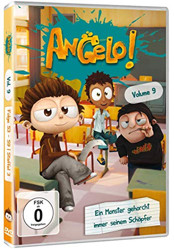 Angelo! - Volume 9 - Staffel 3