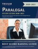 Image of Paralegal Study Guide 2020-2021: Exam Prep Book and Practice Test Questions for the Paralegal Advanced Competency Exam (PACE)