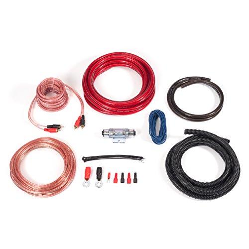 Price comparison product image CW Designs AKIT-4G - 4 Gauge Amplifier Installation Kit