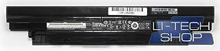 LI-TECH - Batería 10,8 V 11,1 V 6 Celdas 5200 mAh para ASUS Pro Essential PU551JA-XO009G 5,2 Ah