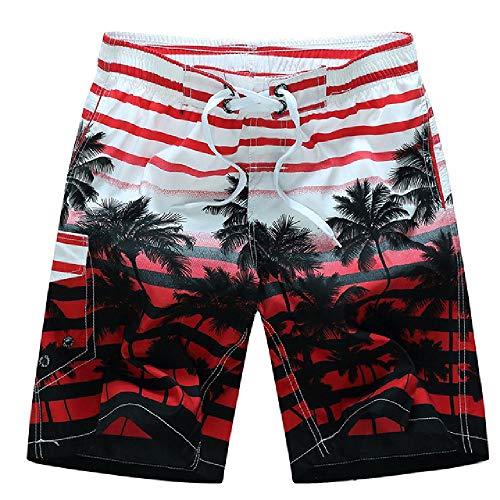 OKJI Surf Board Shorts voor heren Surfing Beach Trunks Zwemkleding Bermudas Zwemkleding Plus Maat 4XL 5XL 6XL