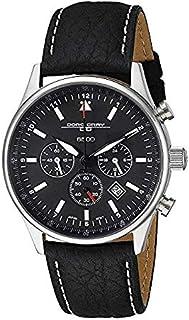 [ヨーググレイ]JORG GRAY 【JG6500】 メンズ 腕時計 バラク・H・オバマ大統領記念エディションモデル ブラック クロノグラフ シリアルナンバー入り [並行輸入品]