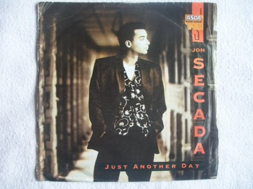 JON SECADA Just Another Day UK 7' 45