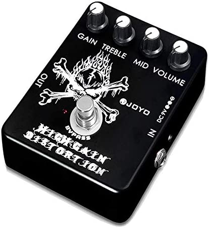 Top 10 Best distortion pedal for electric guitar