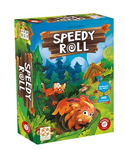 Speedy Roll - Piatnik 7168 | Kinderspiel des Jahres 2020