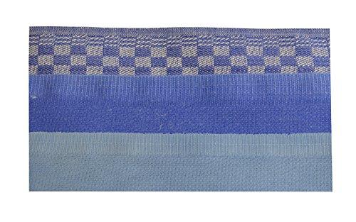 Putzlappen Putztücher Reinigungstücher 100{51d382659708d673b5fcc1b3875f5be09715590d296b1c955cef55bf9224bbb2}reine Baumwolle Zuschnitt Blau (10 kg)