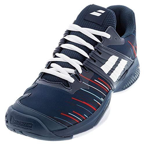 BABOLAT Propulse Fury All Court M, Zapatillas de Tenis Hombre, Estate Blue, 43 EU