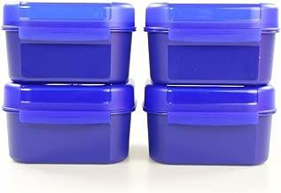 TUPPERWARE Bellevue 450 ml pfirsichfarben Vorratshaltung Vorrat Apollo Royal