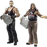 WWE The Undertaker Bray Wyatt WWF Battle Pack Mattel Serie 38 Figura de Lucha