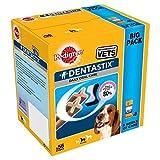 Rasse Dentastix Medium Hund Kaut 56 Pro Packung (Packung mit 6)