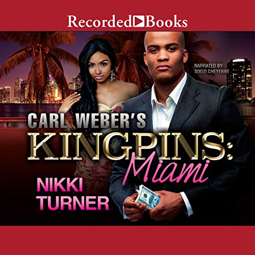 Carl Weber's Kingpins     Miami              By:                                                                                                                                 Nikki Turner                               Narrated by:                                                                                                                                 Soozi Cheyenne                      Length: 8 hrs and 12 mins     280 ratings     Overall 4.3