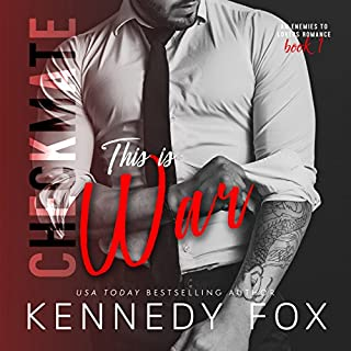 Checkmate: This Is War audiobook cover art