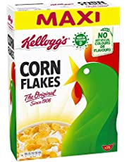 Kellogg's Corn Flakes Cereal The Original,750g Yellow
