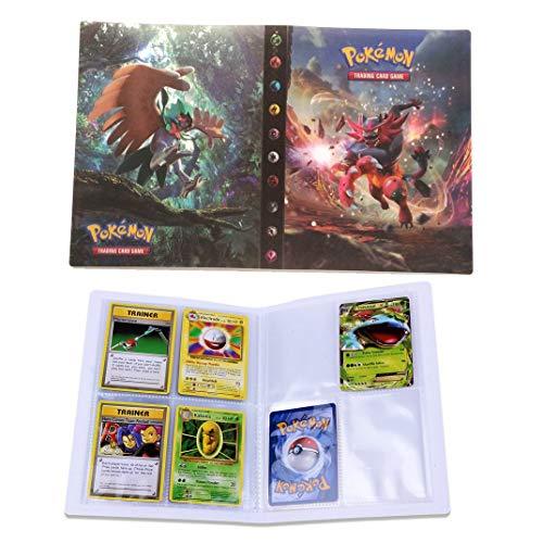 Dorara Tarjeta de Comercio Álbum, GX y EX Cartas Pokemon Álbum, Carpeta...