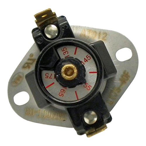 Protactor Adjustable Furnace Limit Control 135-175 Degree