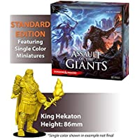 WizKids Dungeons & Dragons Assault of The Giants Board Game (Standard Edition)