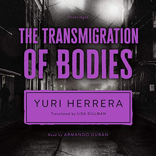 The Transmigration of Bodies Audiobook By Yuri Herrera cover art