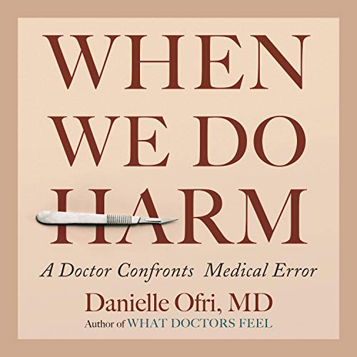 When We Do Harm audiobook cover art