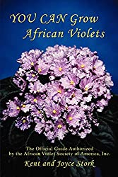How to grow African Violets book