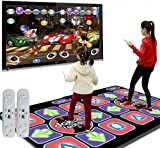 LNDDP Wireless Dance Mat,children Dance Revolution Foldable Dance Pad Fitness Dancing Blanket Hd