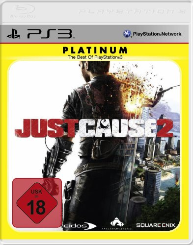 Just Cause 2 [Software Pyramide]