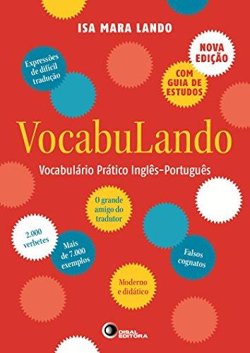 Vocabulando - vocabulário prático: Vocabulário Prático Inglês-Português