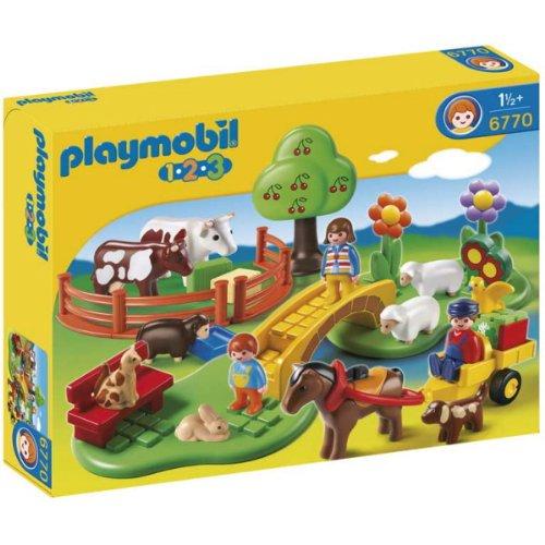 Playmobil 67701.2.3Familie auf dem Land