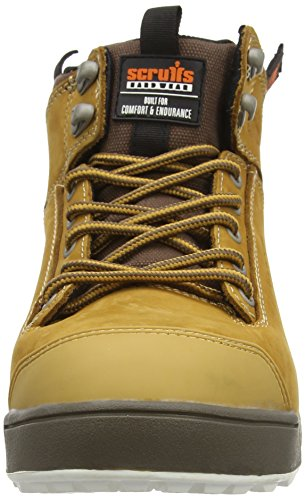 Scruffs Switchback Sb-P Men Safety Boots, Yellow (Tan), 8 UK (42 EU)