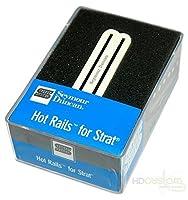 Seymour Duncan - 11205-02-P - SHR-1b Hot Rails for Strat Pch [並行輸入品]