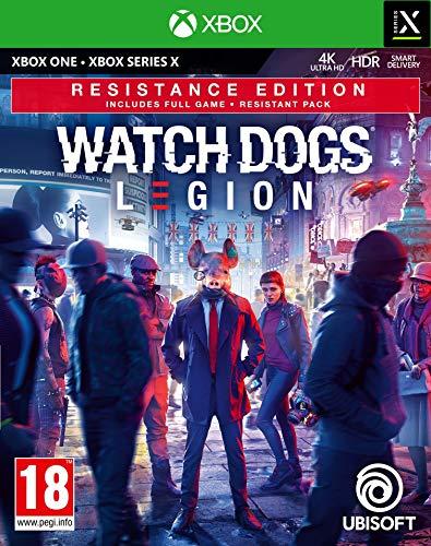 Watch Dogs: Legion Resistance Edition