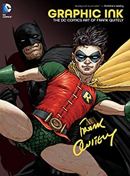 Graphic Ink: The DC Comics Art of Frank Quitely by [FRANK QUITELY]