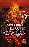 La quête d'Ewilan, tome 3 : L'île du destin par Bottero
