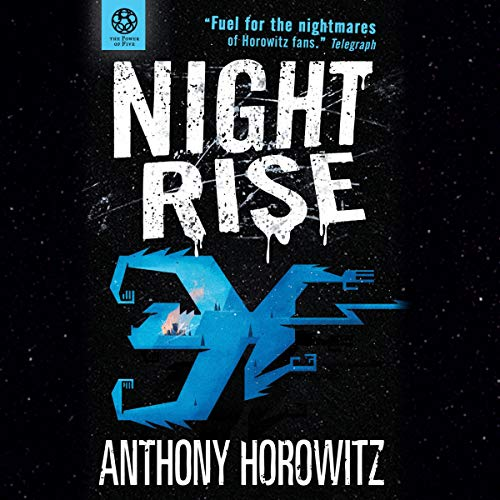 Couverture de The Power of Five: Nightrise
