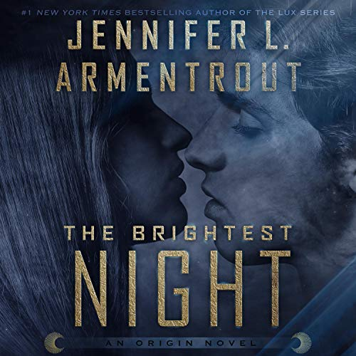 Couverture de The Brightest Night