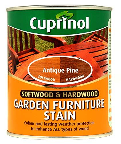 Cuprinol 5158526 Garden Furniture Stain Exterior Woodcare, Antique Pine