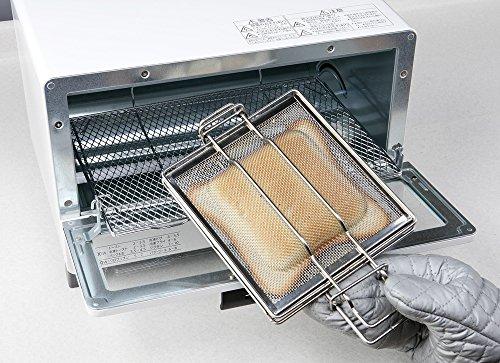 高木金属ホットサンドメーカーオーブントースターグリル用GK-HS