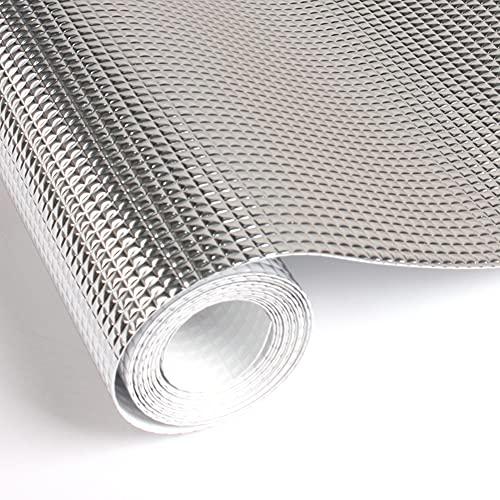 GKYI - Tappetino impermeabile a prova di olio, per armadietti e tavolini da cucina, riutilizzabile, adesivo decorativo