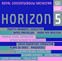 Horizon V by Royal Concertgebouw Orchestra (2014-05-27)