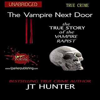 The Vampire Next Door audiobook cover art