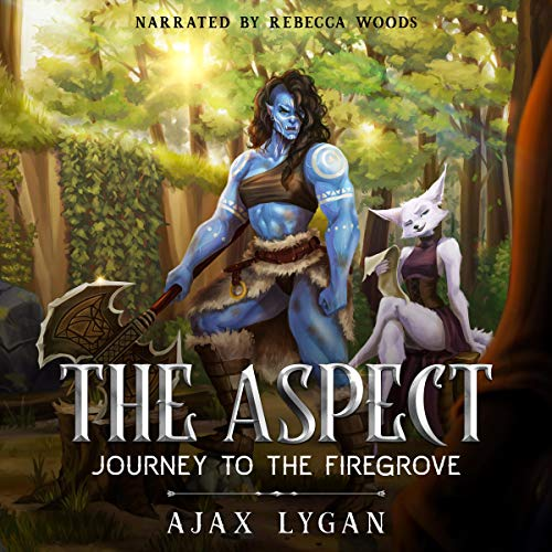 The Aspect: Journey to the Firegrove cover art