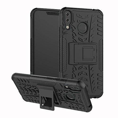 Zenfone 5 ZE620KL Custodia Cover, FoneExpert® cadute Armatura dell'impatto Robusta Custodia Kickstand Shockproof Protective Case Cover Per Asus Zenfone 5 ZE620KL / Zenfone 5Z ZS620KL (6.2')