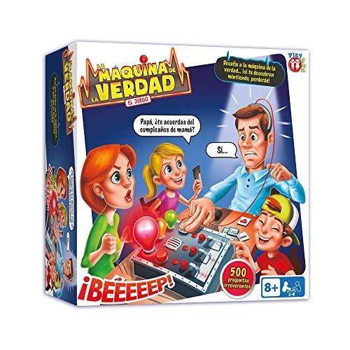 Play Fun - La Máquina de la Verdad en Español - Juego de...