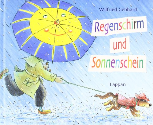 Regenschirm und Sonnenschein.
