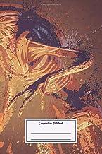 Composition Notebook: Movies Dog Alien From Alien 3 Splatter Artwork Movie And Tv Splatter Effect Art (Composition Notebook, Journal) (6 x 9)